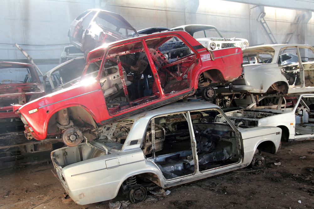 Get Rid Junk Car Without Title >> Even though your car may be iconic of another time gone by, few cars ever become classics ...